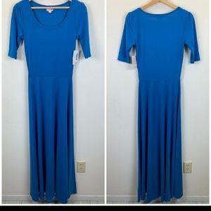 LuLaRoe Ana Dress Small